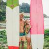 Meet Linn & Petter: Founders of Sunshinestories Surf & Yoga Retreat