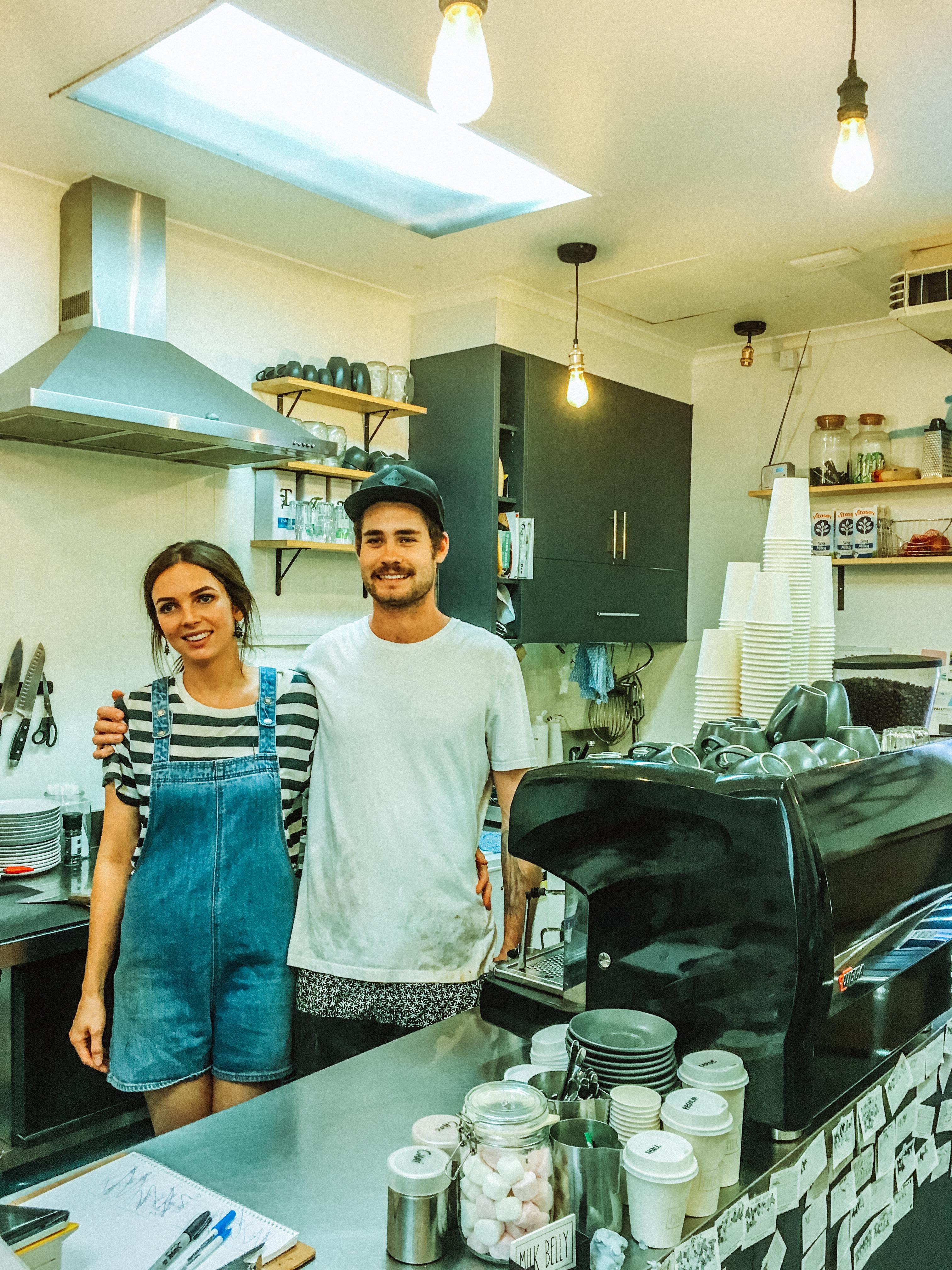 Milk Belly Cafe - Fremantle